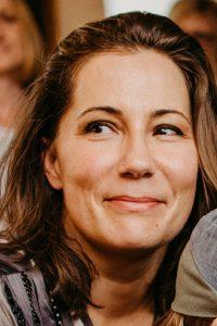 Portrait von Beatrix Kováts